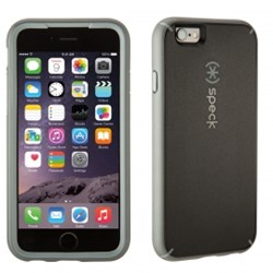 Apple Speck MightyShell Rugged Case - Black and Slate Gray  SPK-A3598