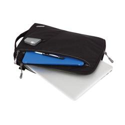 STM Small Velocity Blazer Laptop and Tablet Sleeve - Black  STM-114-114M-01