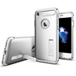 Apple Compatible Spigen SGP Slim Armor Case - Satin Silver  042CS20305