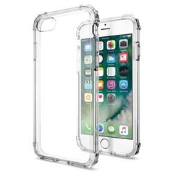 Apple Compatible Spigen Crystal Shell Case - Crystal Clear  042CS20306