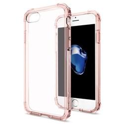 Apple Compatible Spigen Crystal Shell Case - Rose Crystal