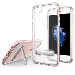 Apple Spigen Crystal Hybrid Case With Kickstand - Rose Gold  042CS20461