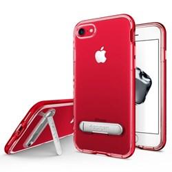 Apple Spigen Crystal Hybrid Case With Kickstand - Dante Red  042CS21520