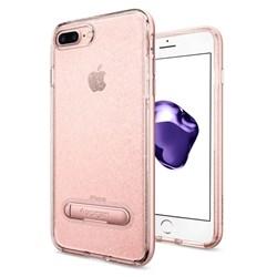 Apple Spigen Crystal Hybrid Case With Kickstand - Rose Quartz Glitter  043CS21216