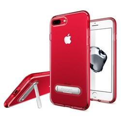 Apple Spigen Crystal Hybrid Case With Kickstand - Dante Red  043CS21522