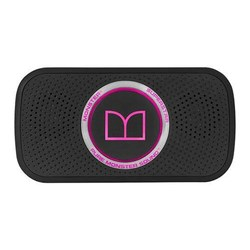 Monster Superstar Hd Bluetooth Speaker - Neon Pink