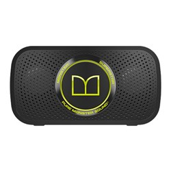 Monster Superstar Hd Bluetooth Speaker - Neon Green