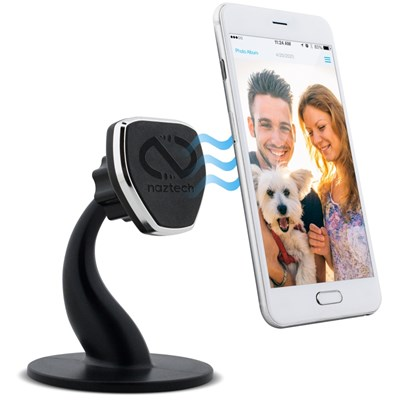 Naztech MagBuddy Desktop Mount Black