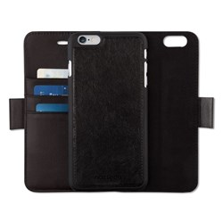 Samsung Naztech Allure Magnetic Cover and Wallet - Black  13654NZ