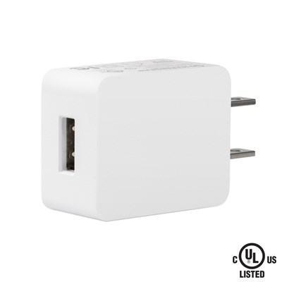 HyperGear 1A Single USB Wall Charger Bulk