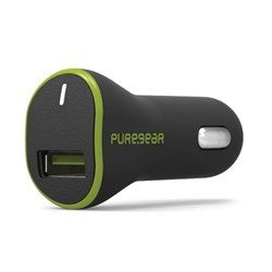 Puregear Extreme Qc 3.0 Universal Car Charger Adapter - Black