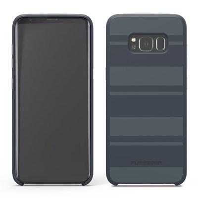 Samsung Compatible Puregear Softtek Case - Blue Stripe  61850PG