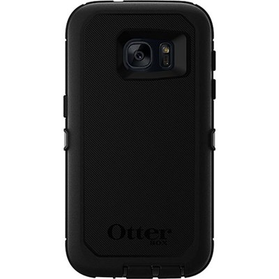 Samsung Galaxy S7 Otterbox Rugged Defender Series Case And Holster Pro Pack Black 77 53317