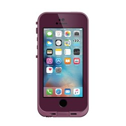 Apple Compatible LifeProof fre Rugged Waterproof Case - Crushed Purple  77-53687