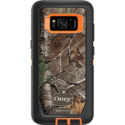 promo code c2b58 bb0e6 Samsung Galaxy S8 Otterbox Defender Rugged Interactive Case and Holster -  Xtra Camo 77-54650