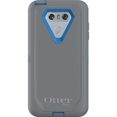 lowest price a7f59 aba6d LG G6 Otterbox Defender Rugged Interactive Case and Holster - Marathoner  77-55418
