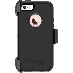 Apple Otterbox Rugged Defender Series Case and Holster Pro Pack - Black  77-55632