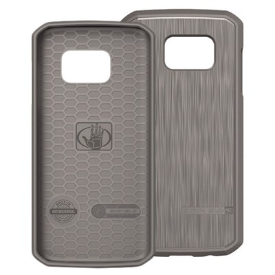Samsung Compatible Body Glove Dimensions Satin Case - Charcoal  9545101