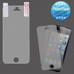 Apple Compatible Screen Protector Twin Pack