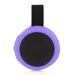 Braven 105 Portable Bluetooth Speaker and Speakerphone - Ipx7 Certified Water Resistant - Periwinkle