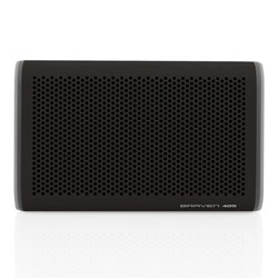 Braven 405 Portable Bluetooth Speaker and mobile Device Charger (2100 Mah) - Ipx7 Certified Water Resistant - Black