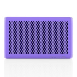 Braven 405 Portable Bluetooth Speaker and mobile Device Charger (2100 Mah) - Ipx7 Certified Water Resistant - Periwinkle