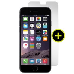 Apple Gadget Guard Black Ice Plus Edition Tempered Glass Screen Guard - iPhone 6 Plus and iPhone 6s Plus  BPICAP000002