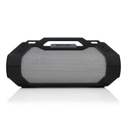 Braven Brv-xxl Portable Bluetooth Speaker and Speakerphone - Black And Titanium