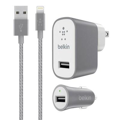 Apple iPhone 6 Belkin Mixit Metallic Premium Charging Kit