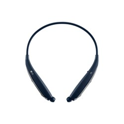 Lg Tone Ultra Hbs-820 Bluetooth Stereo Headset - Navy Blue
