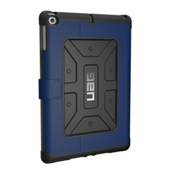 Apple Urban Armor Gear Metropolis Folio Wallet Case - Cobalt And Black  IPD17-E-CB