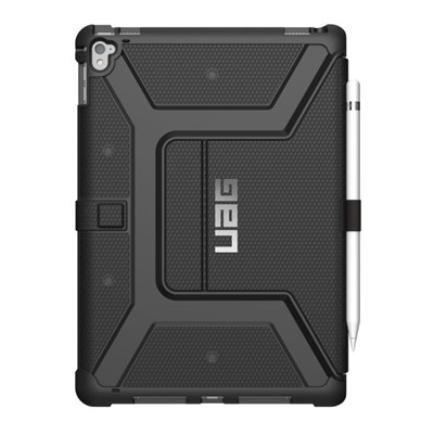 Apple Urban Armor Gear Folio Case - Black and Black  IPDPRO9-7-BLK