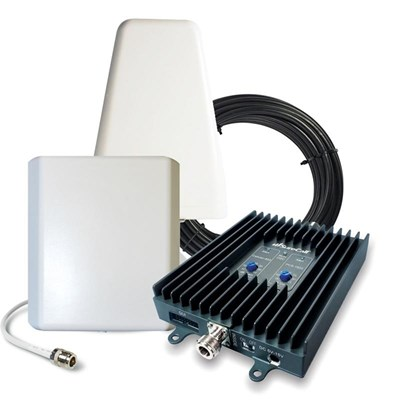FlexPro Yagi and Panel Antenna Kit Voice and Text Cell Phone Signal Booster