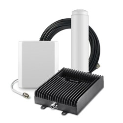 SureCall Fusion5X Cell Phone Signal Booster Kit with Panel Antenna
