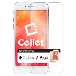 Apple Compatible Cellet Premium Tempered Glass Screen Protector  SGIPH7P