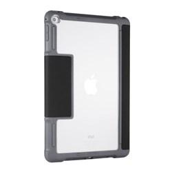 Apple STM dux Rugged Folio Case  - Black  STM-222-104J-01