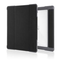 Apple STM dux Plus Case - Black  STM-222-197JV-01