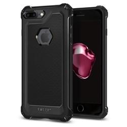 Apple Compatible Spigen Rugged Armor Extra Case - Black