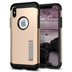Apple Compatible Spigen SGP Slim Armor Case - Champagne Gold  057CS22136