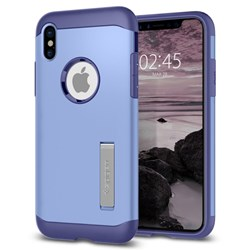 Apple Compatible Spigen SGP Slim Armor Case - Violet  057CS22137
