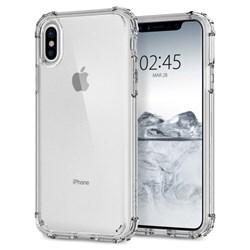 Apple Compatible Spigen Crystal Shell Case - Crystal Clear  057CS22141