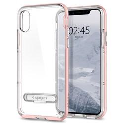 Apple Spigen Crystal Hybrid Case With Kickstand - Rose Gold  057CS22146