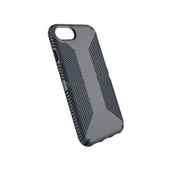 Apple Compatible Speck Products Presidio Grip Case - Graphite Gray And Charcoal Gray  103108-5731
