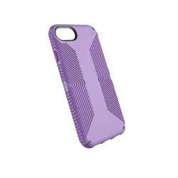 Apple Compatible Speck Products Presidio Grip Case - Aster Purple and Heliotrope Purple  103108-6575
