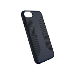 Apple Compatible Speck Products Presidio Grip Case - Eclipse Blue And Carbon Black  103108-6587