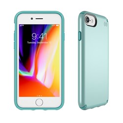 Apple Compatible Speck Products Presidio Case - Peppermint Green Metallic And Jewel Teal  103112-6596