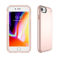 Apple Compatible Speck Products Presidio Case - Rose Gold Metallic And Dahlia Peach  103112-6597