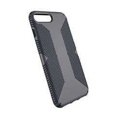 Apple Compatible Speck Products Presidio Grip Case - Graphite Gray And Charcoal Gray  103122-5731