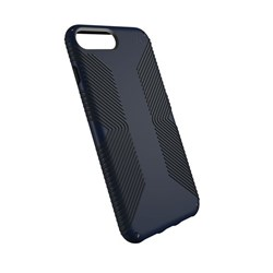 Apple Compatible Speck Products Presidio Grip Case - Eclipse Blue And Carbon Black  103122-6587