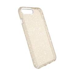 Apple Compatible Speck Products Presidio Clear and Glitter - Gold Glitter And Clear  103123-5636